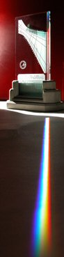 The Spectra sundial fills the world with color - click here to order one today!
